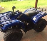 Yamaha atv grizzly 350 4x4 2014