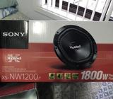 12inch Sony Xplod Subwoofer, New In Box Never Used
