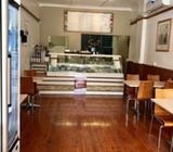 Coffee and sandwich shop for sale