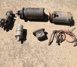 Ferguson 6volt electrics