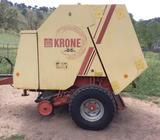 Krone KR160 Round Net Baler
