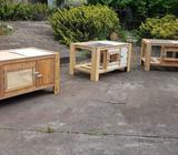 Rabbit /guinea pig Hutches from $80