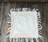 Wanted: Boho Linen and Shell Cushion Covers