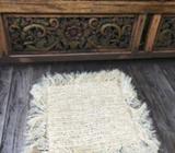 Wanted: Balinese Palm Rope Cushion Cover Boho fringe