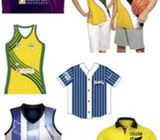Custom made Sportswear sublimation in Perth Australia