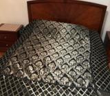 Queen size bedcover