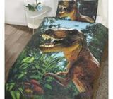 Jurassic T Rex single Quilt cover $49 Firm