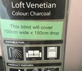 New Venetian & roller blinds