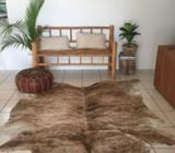 Large Genuine leather cow hide