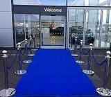 Blue Wedding & Event Carpet