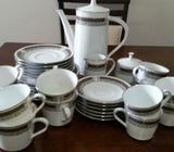 Noritake Chalice Tea & Coffee Set