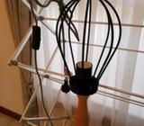Black metal Lamp