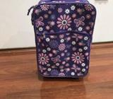 Girl suitcase