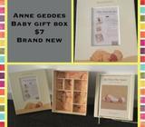 Anne Geddes Baby Gift Box