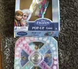 Frozen & Dora Pop Up Game
