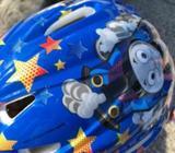 Size 52-56 Thomas tank engine helmet