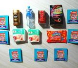 Coles Little Shop Mini Collectables/ $10 for all