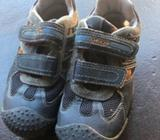 Boys shoes. As new. Size 1