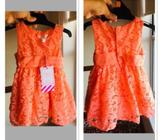 Baby girl dress size 0-3m new with tags( $50) pumpkin patch