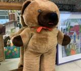 Large 750mm high cuddly toy