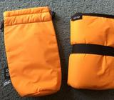 Oi Oi Travel Change Mat and Insulated Bottle Holder