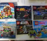 Lego 40106. darth Revan. city.star wars