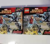 Lego Iron man vs.ultron