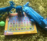 Christmas Boys Kiddies Toys Gift Pack -5 Items Plus Bonus