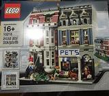 10218 lego pet shop
