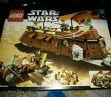 Lego 6210 jabba's sail barge