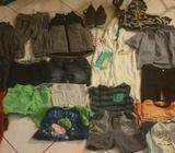 Bag of Boys clothing size 0-1