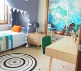 Kids Shark Bed Canopy