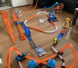 Hot Wheels Tracks, Builder Systems, Garage etc