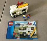7639 LEGO CITY CAMPERVAN