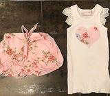 Size 3 summer set new La Sienna Couture