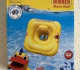 Baby support water seat
