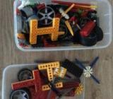 Lego Style Assorted Blocks