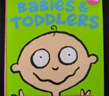 Babies and toddlers book