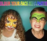 Face Painting & Party Hosting