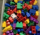 Mega Bloks - container full