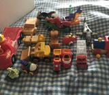 Assortment of cars/ trucks/ motorbikes