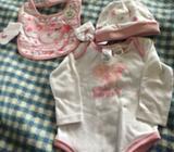 Baby girls 00 5 piece set