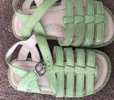 Girls Sandals, Size 6, Never Worn