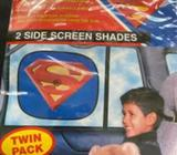 Car Sun Shades for kids Superman