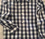 Tommy Hilfiger Boys Check Shirt - Size 6-7