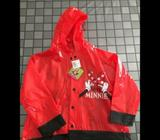 Raincoat- Disney Minnie Mouse Size 2-3 *NEW WITH TAGS*