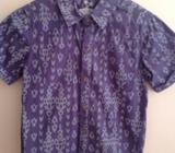 Boys Shirt Size 8 Fred Bare