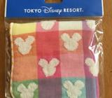 Tokyo Disney resort small towel - new