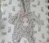 4x Disney girls winter onesie bundle size 000