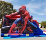 Bouncy castle hire-$240
